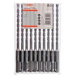 Бур Bosch SDS-Plus-1, 8x100x160 мм, 10 шт (2608579123)