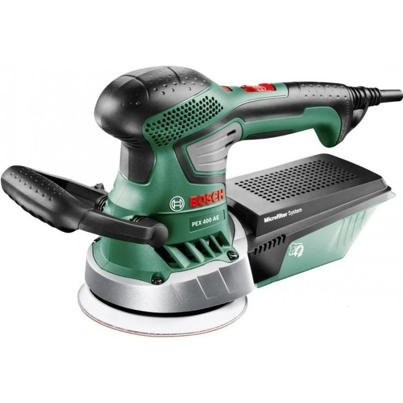 Эксцентриковая шлифмашина Bosch PEX 400 AE (06033A4000) 4799.00 грн