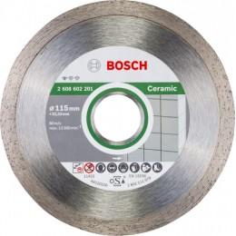 Алмазный диск Bosch Standard for Ceramic 115-22,23 мм (2608602201)