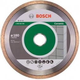 Алмазный диск Bosch Standard for Ceramic 180-25,4 мм (2608602536)