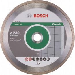 Алмазный диск Bosch Standard for Ceramic 230-22,23 мм (2608602205)