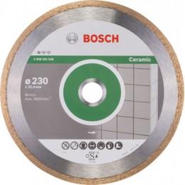 Алмазный диск Bosch Standard for Ceramic 230-25,4 мм (2608602538)