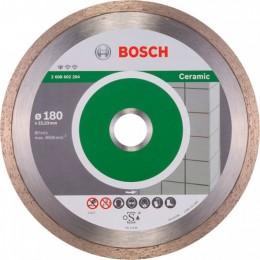 Алмазный диск Bosch Standard for Ceramic180-22,23 мм (2608602204)