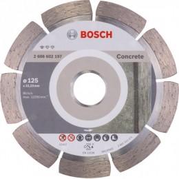 Алмазный диск Bosch Standard for Concrete 125-22,23 мм (2608602197)