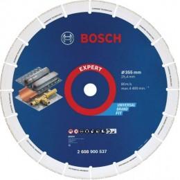 Алмазный диск по металлу Bosch Expert for Metal, 355x25 мм (2608900537)