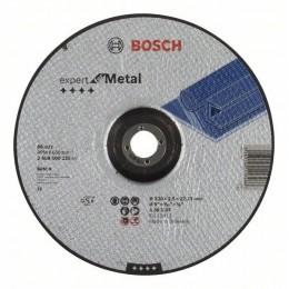 Круг отрезной Bosch Expert for Metal, 230×2,5 мм (2608600225)