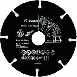 Круг отрезной Bosch по дереву для УШМ 125 мм (2608623013)