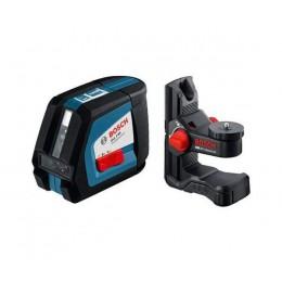 Линейный лазерный нивелир (построитель плоскостей) Bosch GLL 2-50 + вкладка под L-Boxx, , 6724.00 грн, Линейный лазерный нивелир (построитель плоскостей) Bosch GLL 2-5, Bosch, Лазерные нивелиры