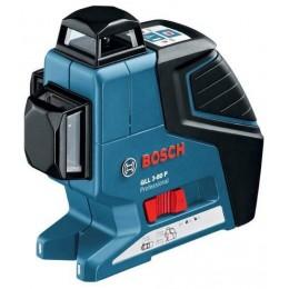 Линейный лазерный нивелир (построитель плоскостей) Bosch GLL 3-80 P + вкладка под L-Boxx, , 11354.00 грн, Линейный лазерный нивелир (построитель плоскостей) Bosch GLL 3-8, Bosch, Лазерные нивелиры