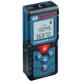 Лазерный дальномер Bosch GLM 40 (601072900) 3349.00 грн