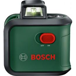 Лазерный нивелир Bosch AdvancedLevel 360 Basic (0603663B03) 8343.00 грн