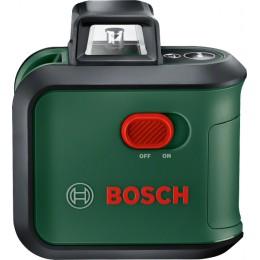 Лазерный нивелир Bosch AdvancedLevel 360 Set (0603663B04) 8959.00 грн