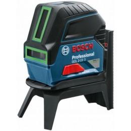 Лазерный нивелир Bosch GCL 2-15G + RM1 + BM3 clip + кейс (0601066J00)
