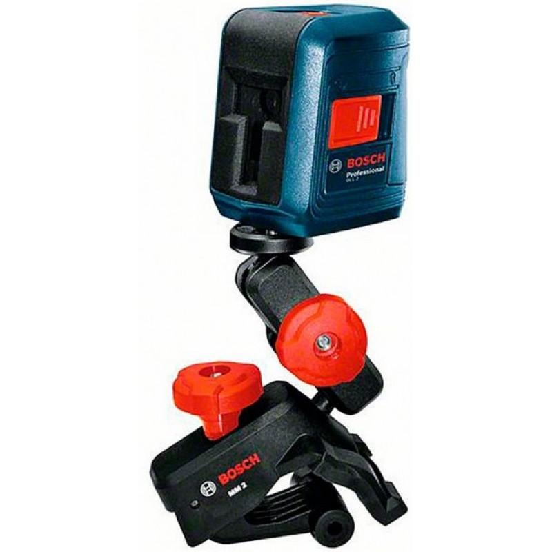 Лазерный нивелир Bosch GLL 2+MM 2 (0601063A01) 2329.00 грн