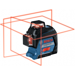 Лазерный нивелир Bosch GLL 3-80 (AA) + кейс (0601063S00)