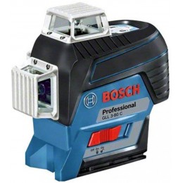 Лазерный нивелир Bosch GLL 3-80 C (12 V) + BM 1 + L-Boxx (0601063R02)