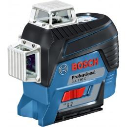 Лазерный нивелир Bosch GLL 3-80 C (AA) + BT 150 + вкладка для L-boxx (0601063R01)