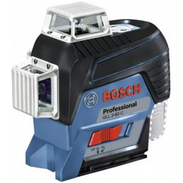 Лазерный нивелир Bosch GLL 3-80 C + LR 7 (0601063R05)
