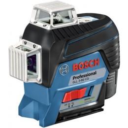 Лазерный нивелир Bosch GLL 3-80 CG (12 V)+ BM 1 + L-Boxx (0601063T00)