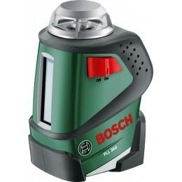 Лазерный нивелир Bosch PLL 360 + штанга TP 320 (603663003)