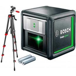 Лазерный нивелир Bosch Quigo Green + штатив (0603663C01)