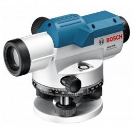 Оптический нивелир Bosch GOL 20 D в кейсе с штативом BT 160, линейкой GR 500 (601068402) 9547.00 грн