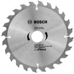 Пильный диск Bosch ECO WO 200x32 24 зуб. (2608644379)