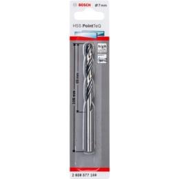 Сверло Bosch 1 HSS PointTeQ 7 мм (2608577169)