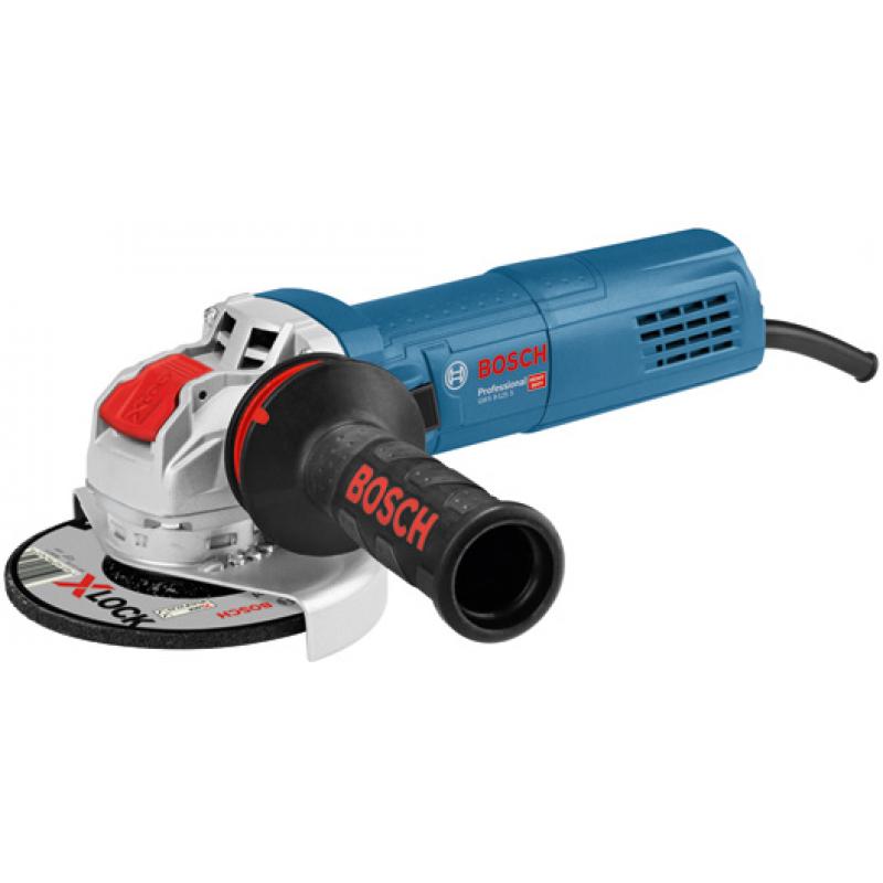 Угловая шлифмашина Bosch GWX 9-125 S (06017B2000) 3826.00 грн