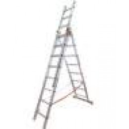 Лестница универсальная BUDFIX 01410 (3х10) (62193)