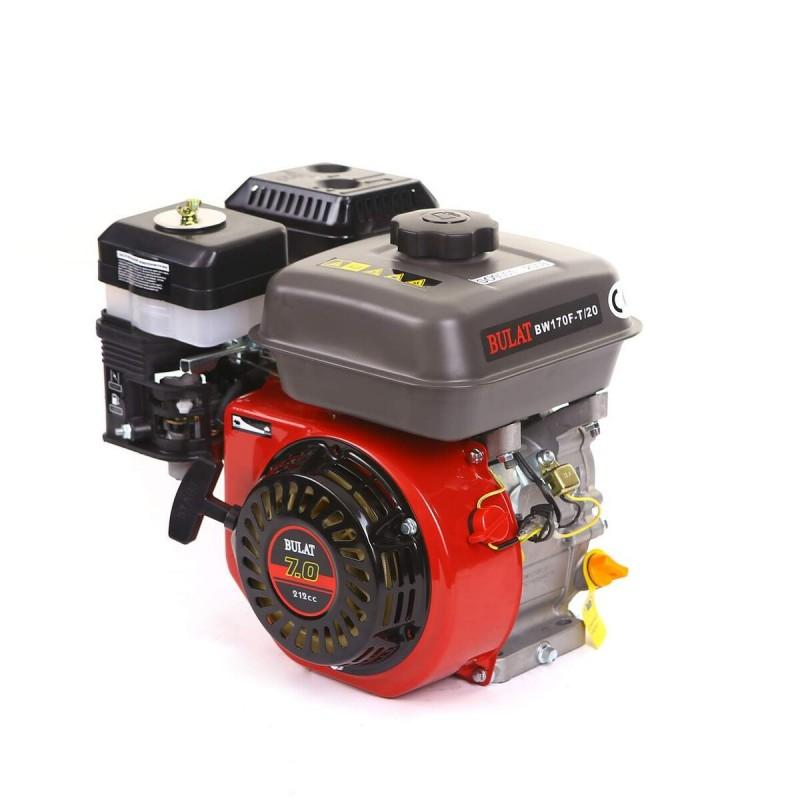 Бензиновый двигатель BULAT BW177F-Т (60009) 5880.00 грн