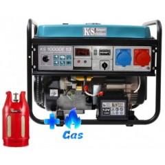 Двухтопливные генераторы