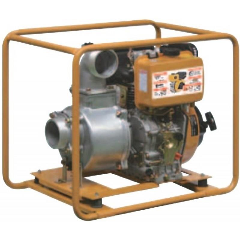 Дизельная мотопомпа для чистой воды Daishin PTD-406 44121.00 грн