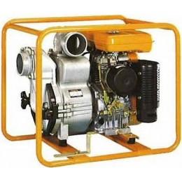 Дизельная мотопомпа для грязной воды Daishin PTD405T 84843.00 грн