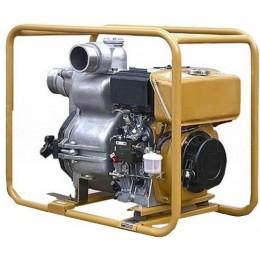 Дизельная мотопомпа для грязной воды Daishin PTD405TS 93344.00 грн