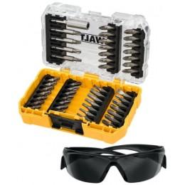 Набор бит DeWALT DT70703, 50 мм, 47 шт, очки, кейс