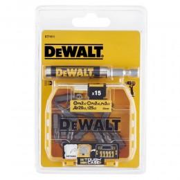 Набор бит DeWALT Torx, 25 мм, 15 шт (DT71511) 202.00 грн