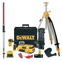 Ротационный лазерный уровень DeWALT DW079PKH, DW079PKH, 79873.00 грн, Ротационный лазерный уровень DeWALT DW079PKH, Dewalt, Измерительная техника