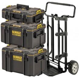 Комплект ящиков DeWALT DWST83401-1 TOUGHSYSTEM 2.0, 3 ящика на тележке 19099.00 грн