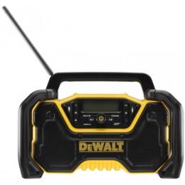 Радиоприемник DeWALT DCR029 DAB+/FM Stereo, AUX, Bluetooth, USB