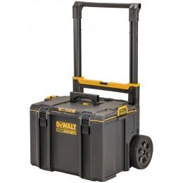 Ящик-тележка DeWALT DWST83295-1 TOUGHSYSTEM 2.0, 608х500х990 мм 4981.00 грн