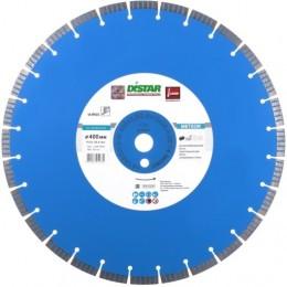 Алмазный диск Distar 1A1RSS/C3-W 400x3,5/2,5x12x25,4-28 F4 Meteor (12385055026)