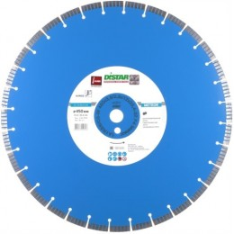 Алмазный диск Distar 1A1RSS/C3-W 450x3,8/2,8x12x25,4-32 F4 Metеor (12385055028)