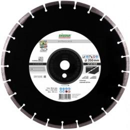 Алмазный диск Distar 1A1RSS/C3S-H 350x3,5/2,5x10x25,4-25 F4 STAYER (14520005024)