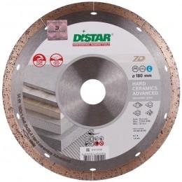 Круг алмазный отрезной Distar 1A1R 180x1,4x8,5x25,4 Hard ceramics Advanced (11120528014)