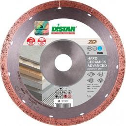 Круг алмазный отрезной Distar 1A1R 230x1,6/1,2x10x25,4 Hard ceramics Advanced (11120528017)
