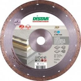 Круг алмазный отрезной Distar 1A1R 250x1,5x10x25,4 Hard ceramics Advanсed (11120349019)