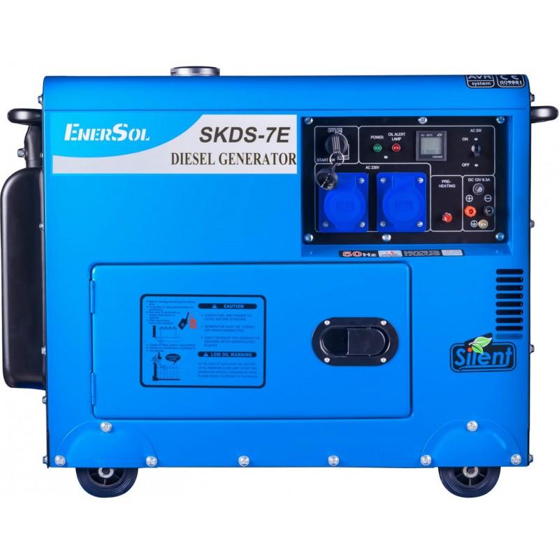 Генератор дизельный EnerSol SKDS-7EB 42600.00 грн