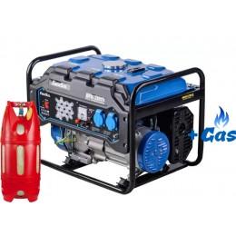 Двухтопливный генератор EnerSol EPG-3200S однофазный ГАЗ-БЕНЗИН