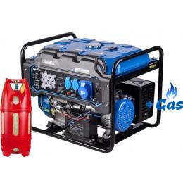 Двухтопливный генератор EnerSol EPG-5500SE однофазный ГАЗ-БЕНЗИН 18499.00 грн